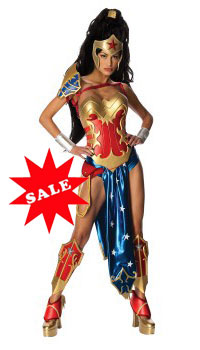 Anime Wonder Woman Halloween Costume sale