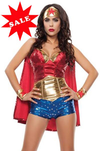 Adult Wonder Woman Costume  sc 1 th 275 & Best Wonder Woman Costume Ideas for Halloween | Discount Sale ...