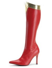Wonder Knee High Adult Boots