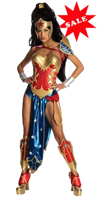 Anime Wonder Woman Cosplay