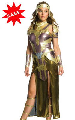 Deluxe Queen Hippolyta Costume for Women