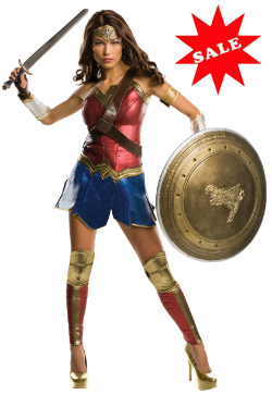 Dawn of Justice Wonder Woman Grand Heritage Costume
